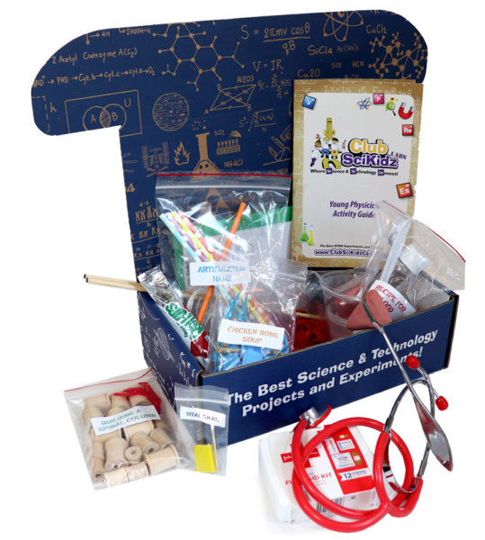 Young Physician Science Box