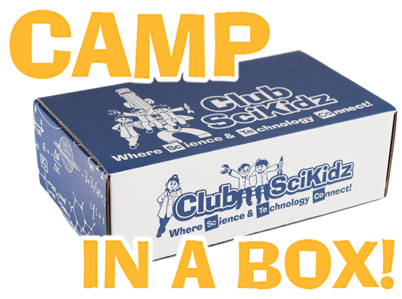 Camp in a Box