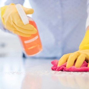 Regular Cleaning and Disinfecting